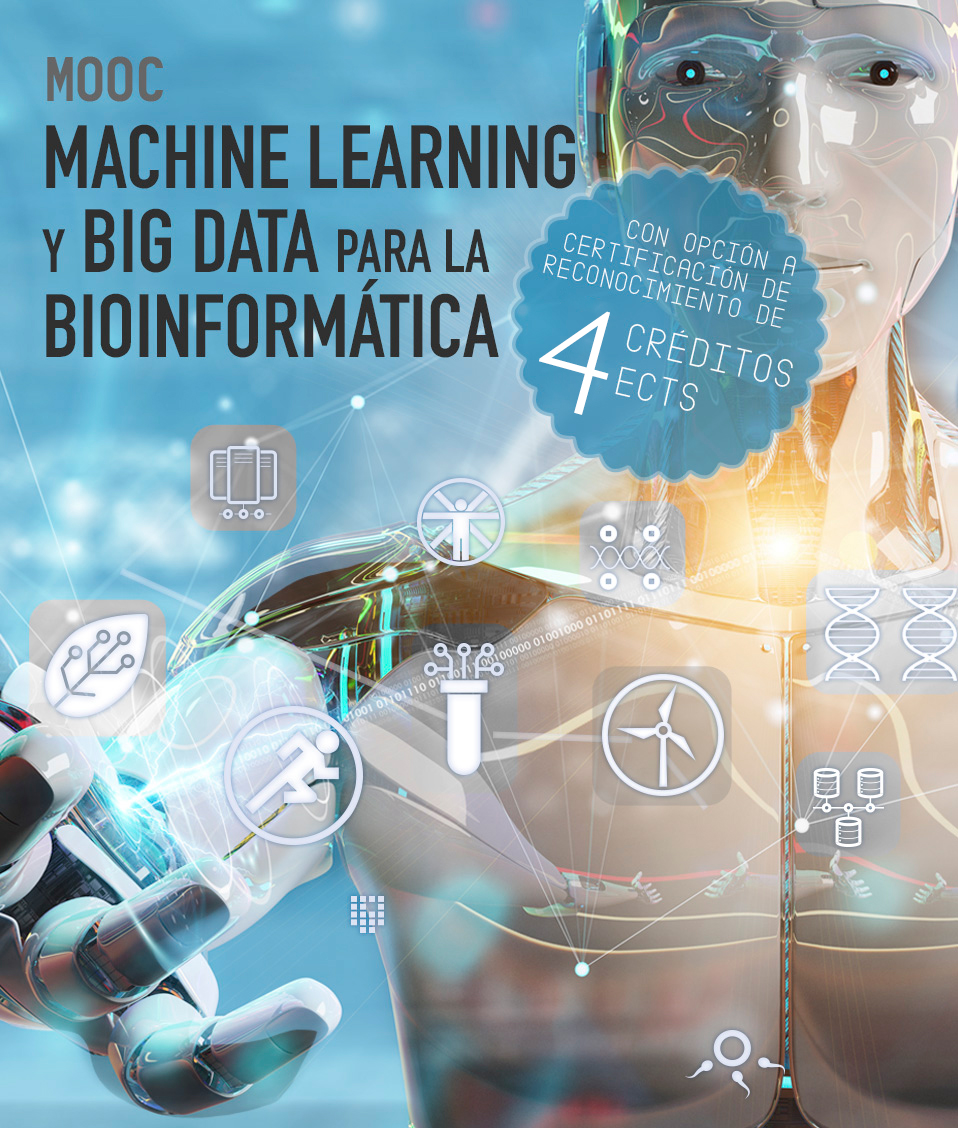 MOOC UGR Machine Learning y Bi Data para Bioinformática